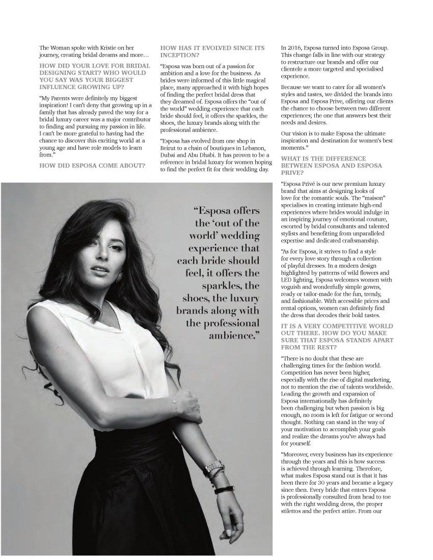 httpsapi.esposacouture.comcontentuploadsInterviewOman-Al-Maraa-The-Woman-Magazine-10-08-17-0027